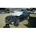 Used 2002 Honda Civic EX Parts Car - Blue with gray interior, 4 cylinder engine, manual transmission