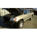 Used 2003 Toyota Tundra Parts Car - Gold with tan interior, 8 cylinder engine, Automatic transmission