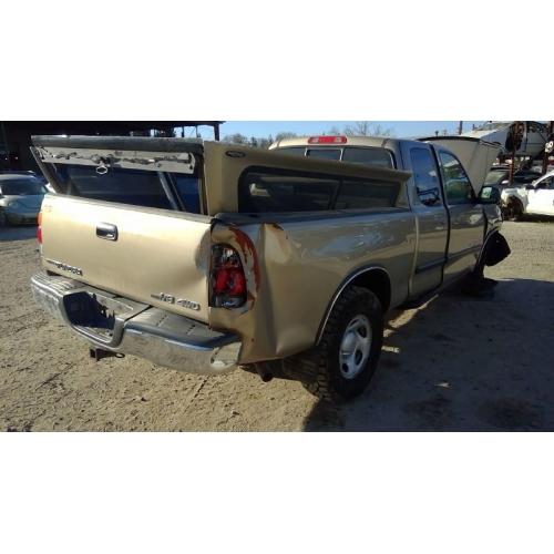 2003 Toyota Prius Transmission: Used 2003 Toyota Tundra Parts Car