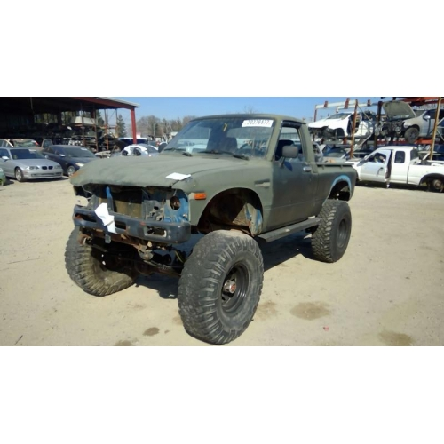 Toyota Pickup Parts >> Used 1981 Toyota Pickup Parts Car Black With Blue Interior
