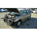 Used 2003 Toyota Camry Parts Car - Gold with brown interior, 4 cylinder engine, automatic transmission**