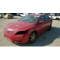 Used 2008 Toyota Camry Parts Car - Red with gray interior, 6 cylinder engine, Automatic transmission