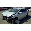 Used 2010 Toyota Corolla Parts Car - White with black interior, 4 cylinder engine, Automatic transmission