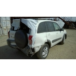 Used 2003 Toyota RAV4 Parts Car - White with gray interior, 4 cylinder engine, Automatic transmission*