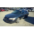 Used 1998 Honda Accord  Parts Car - Blue and blue interior, 4 cylinder engine, Automatic  transmission