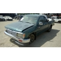 Used 1998 Toyota T100 Parts Car - Green with brown interior, 6 cyl engine, manual transmission