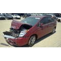 Used 2004 Toyota Prius Parts Car -Burgandy with tan interior, 4 cylinder engine, Automatic transmission