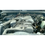 Used 1996 Toyota T100 Parts Car - Green with brown interior, 6 cyl engine, automatic transmission