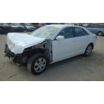 Used 2009 Toyota Camry Parts Car - White with gray interior, 4 cyl engine, Automatic transmission