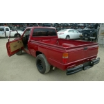 Used 1986 Toyota Pickup Parts Car - Burgandy with black interior, 4 cylinder engine, manual transmission