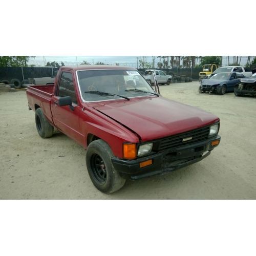 Toyota Truck Aftermarket Parts: Used 1986 Toyota Pickup Parts Car