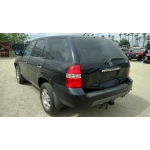 Used 2001 Acura MDX Parts Car - Black with black interior, 6 cylinder engine, automatic transmission