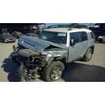 Used 2008 Toyota FJ Cruiser Parts Car -  Silver with black interior, 6 cylinder engine, Automatic transmission