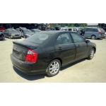 Used 2006 Kia Spectra Parts Car - Black with gray interior, 4 cylinder engine, automatic transmission