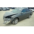 Used 2002 Toyota Camry Parts Car - Gray with gray interior, 6 cylinder engine, automatic transmission