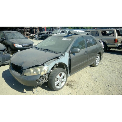 used 2005 toyota corolla xrs parts car gray with black interior 4 rh fresno taprecycling com 2005 toyota corolla manual transmission review 2005 toyota corolla manual transmission for sale