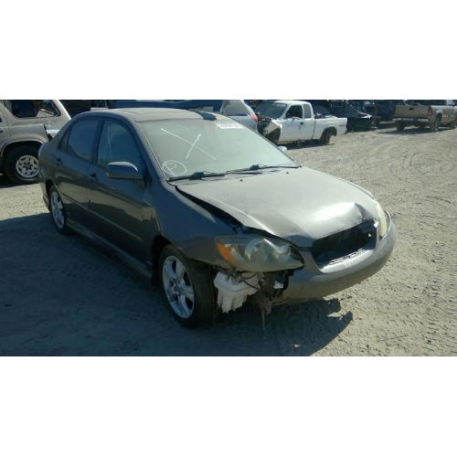 toyota matrix parts manual