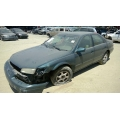 Used 1997 Toyota Camry LE Parts Car -  Green with tan interior, 4 cylinder engine, Automatic transmission