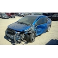 Used 2010 Toyota Yaris Parts Car - Blue with black interior, 4 cylinder engine, Automatic transmission
