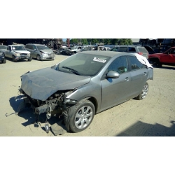 Used 2013 Mazda 3 Parts Car - Silver with black interior, 4cyl engine, automatic transmission