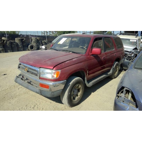 Used Toyota 4 Runner: Used 1996 Toyota 4Runner Parts Car