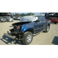 Used 2007 Toyota Tacoma Parts Car - Blue with gray interior, 6 cyl engine, automatic transmission