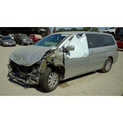 Used 2008 Honda Odyssey Parts Car - Silver with gray interior, 6 cyl, Automatic transmission*