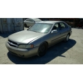 Used 2001 Nissan Altima Parts Car - Brown with gray interior, 4 cyl engine, Automatic transmission