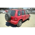 Used 2000 Kia Sportage Parts Car - Red with gray interior, 4cyl engine, 5 speed manual transmission*