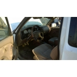 Used 2001 Toyota Tacoma Parts Car - White with tan interior, 4 cyl engine, Automatic transmission