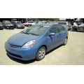 Used 2006 Toyota Prius Parts Car - Blue with tan interior, 4 cylinder engine, Automatic transmission