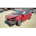 Used 2014 Toyota Corolla Parts Car - Red with Black interior, 4 cylinder engine, Automatic transmission