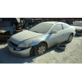 Used 2003 Honda Accord Parts Car - Silver with black interior, 4 cylinder engine, automatic transmission