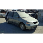 Used 2001 Honda Odyssey Parts Car - Gray with gray interior, 6 cylinder engine, Automatic transmission*
