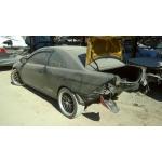 Used 2002 Honda Civic EX Parts Car - Black with black interior, 4 cylinder engine, Automatic transmission