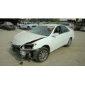Used 2003 Toyota Camry Parts Car - White with gray interior, 4 cylinder engine, automatic transmission