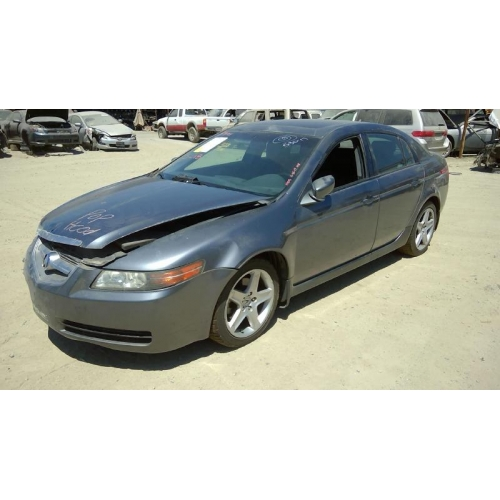 Used Acura TL Parts Car Gray With Black Interior Cyl Engine - Acura tl interior parts