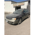 Used 2002 Subaru Legacy Parts Car - Black with tan interior, 6 cylinder engine, automatic transmission