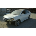 Used 2003 Toyota Corolla Parts Car - White with black interior, 4 cylinder engine, Automatic transmission