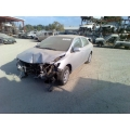 Used 2010 Toyota Corolla Parts Car - Silver with gray interior, 4 cylinder engine, Automatic transmission