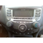 Used 2004 Honda Accord LX Parts Car - Silver with black interior, 4 cylinder, Automatic transmission