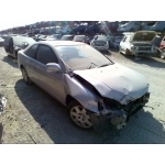 Used 2002 Honda Civic EX Parts Car - Silver with black interior, 4 cylinder engine, Automatic transmission
