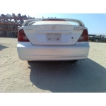 Used 2001 Honda Civic EX Parts Car - Silver with black interior, 4 cylinder, manual transmission