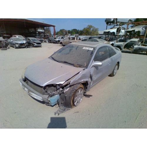 2001 honda civic ex manual sedan