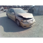 Used 2011 Toyota Camry Parts Car - Gold with tan interior, 4 cylinder engine, Automatic transmission