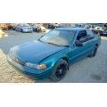 Used 1992 Honda Accord Parts Car - Blue with grey interior, 4 cylinder engine, manual transmission