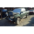 Used 2000 Toyota Tacoma Parts Car - Green with gray interior, 4 cyl engine, automatic transmission