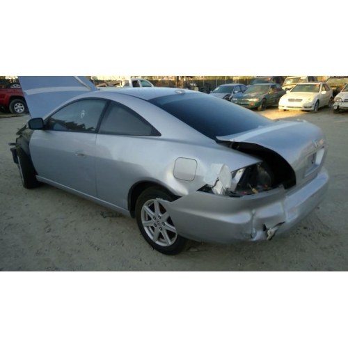 Used 2004 Honda Accord EX Parts Car   Silver With Black Interior, 6  Cylinder, Automatic Transmission