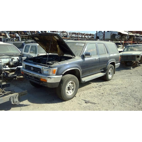 Used Toyota 4 Runner: Used 1994 Toyota 4Runner Parts Car