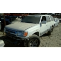 Used 1999 Toyota 4Runner Parts Car - White with tan interior, 6 cyl engine, Automatic transmission